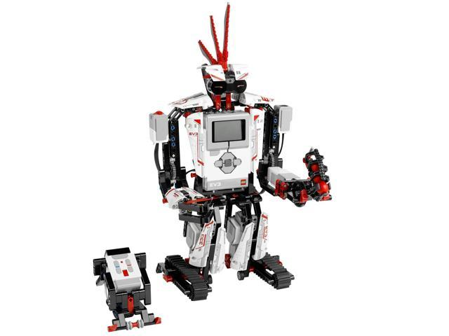 LEGO Mindstorms Programmable EV3 Customizable Robot