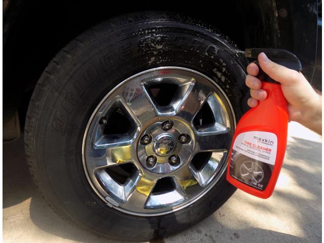 Maxkin Wheel & Tire Kit MAX-MAXA-27