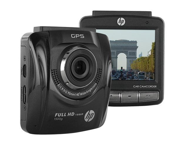 HP F-500G Premium Full HD 1080p Dash Cam