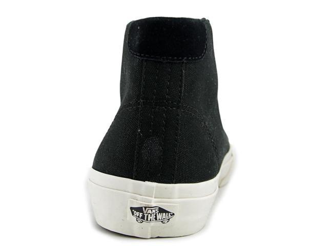 Vans Court Mid Men US 10 Black Skate Shoe