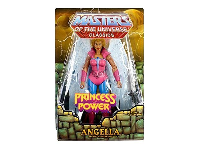 "Masters of the Universe Classics Club Eternia Angella 6"" Action Figure - MOTU"