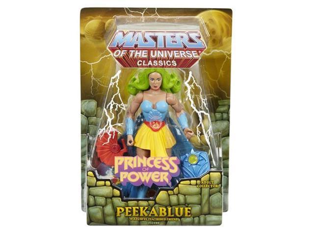 Masters of the Universe Classics Princess of Power Peekablue Action Figure - MOTU