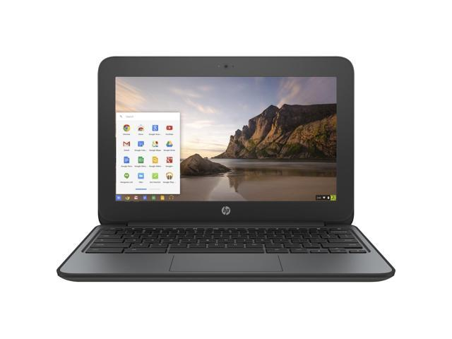 "HP Chromebook 11 G4 - Education Edition - Celeron N2840 / 2.16 GHz - Chrome OS - 4 GB RAM - 16 GB eMMC - 11.6"" TN 1366 x 768 ( HD ) - HD Graphics - 802.11ac - Black (Keyboard)"