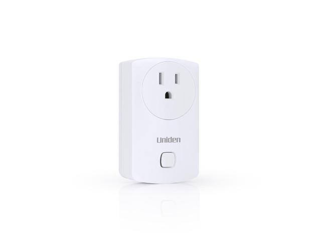 protector home security. uniden apphome guardian protector home security system w remote access white o