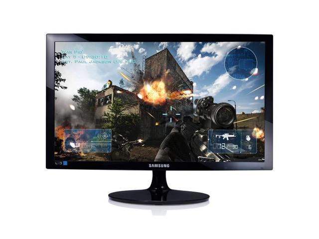 "Refurbished: 23.6"" Samsung S24D300HL Ultra-Slim LED LCD Monitor HDMI VGA 1080p Widescreen"