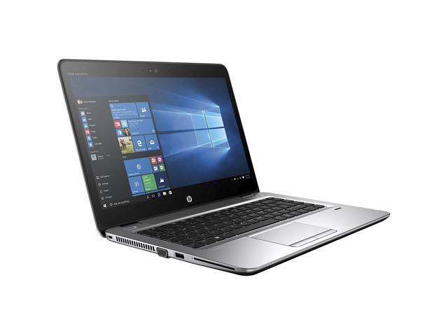 "Refurbished: HP EliteBook 745 G3 14"" Laptop AMD Fusion PRO A10-8700B 1.80GHz 8 GB RAM 256 GB SSD Windows 10 Pro 64-Bit"