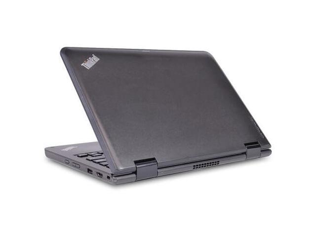 "Refurbished: Lenovo Thinkpad 11.6"" Chromebook Laptop Intel Celeron Quad Core 1.83Ghz 4GB 16GB"