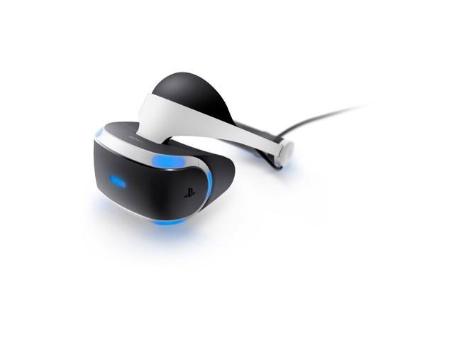 Sony PlayStation VR PS4 Virtual Reality 1080p OLED Gaming Headset 3001560