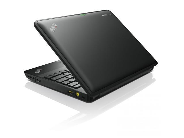"Refurbished: Lenovo ThinkPad X131e 11.6"" LED Chromebook Intel Celeron Dual Core 4GB 16GB SSD"