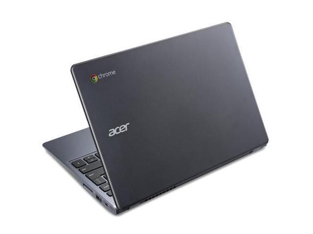 "Refurbished: Acer C720-2103 11.6"" LED Chromebook Intel Celeron Dual Core 1.4Ghz 2GB 16GB SSD"