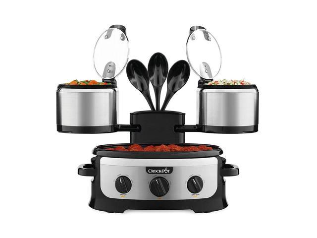 Crock-Pot Swing and Serve™ Slow Cooker SCCPTOWER-S