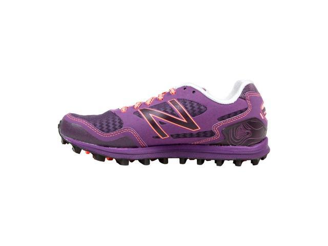 New Balance WT00 Women US 9.5 Purple Trail Running UK 7.5 EU 41