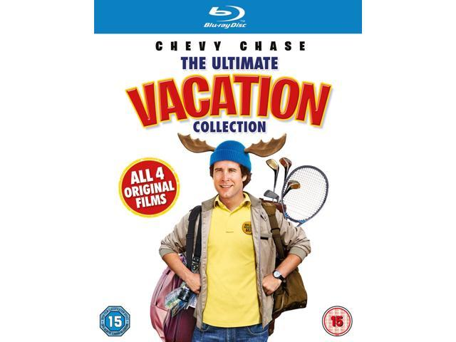 National Lampoon's The Ultimate Vacation Collection Blu-ray [Region-Free]