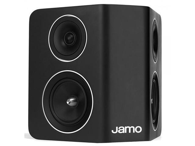 Jamo C-10-SUR-BLK Surround Speaker - Black (Pair)