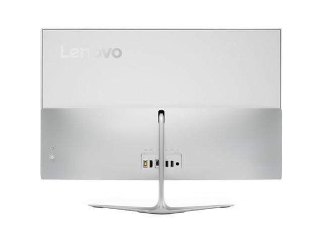 "Lenovo All-in-One Computer IdeaCentre 520S-23IKU F0CU007QUS Intel Core i7 7th Gen 7500U (2.70 GHz) 16 GB DDR4 1 TB HDD 23"" Windows 10 Home 64-bit"