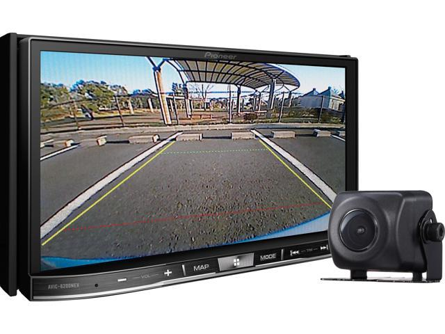 Pioneer AVIC-8201NEX Navigation Receiver w/ND-BC8 Backup Camera