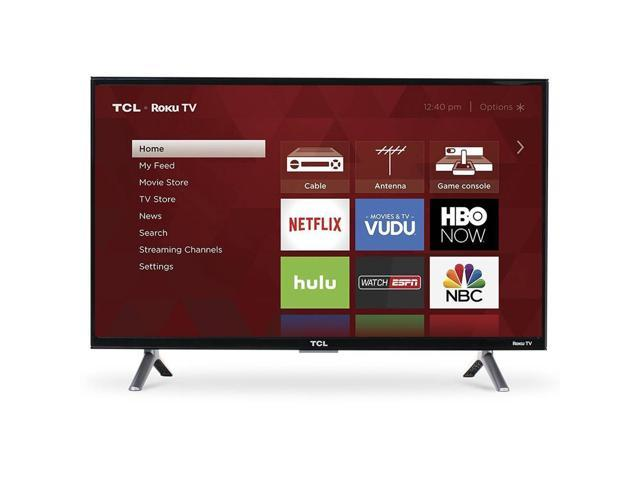 TCL 49S405 Class S-Series 49-Inch 4K UHD HDR ROKU Smart TV