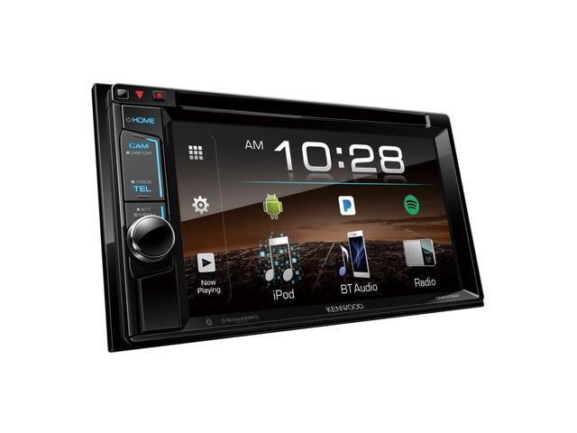 Kenwood 2-Din Monitor Receiver with Bluetooth
