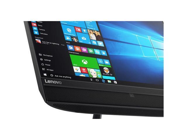 "Lenovo Ideacentre 510 23"" i7, 8GB, 1TB + 128GB Windows 10 All-In-One Touchscreen Computer"