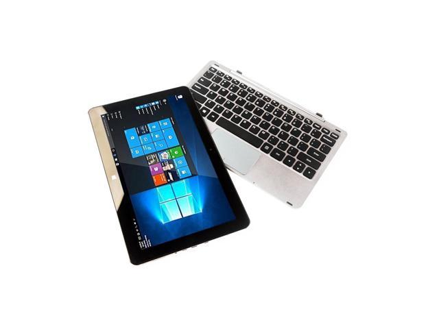 "Refurbished: Intel Atom X5 Z8300 11.6"" IPS 4GB RAM 32GB EMMC Touchscreen 2-in-1 Laptop Tablet PC Windows 10 + Bluetooth keyboard Docking"