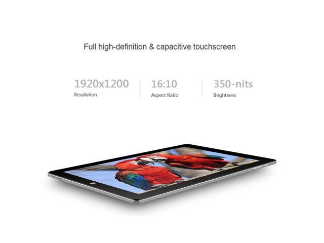 "ChuwiUSA New Hi10 PRO  10.1"" FHD IPS Windows 10/Android 5.1 Dual Boot 2-in-1 Tablet PC Intel X5 Quad Core 4GB 64GB + Detachable keyboard Docking"