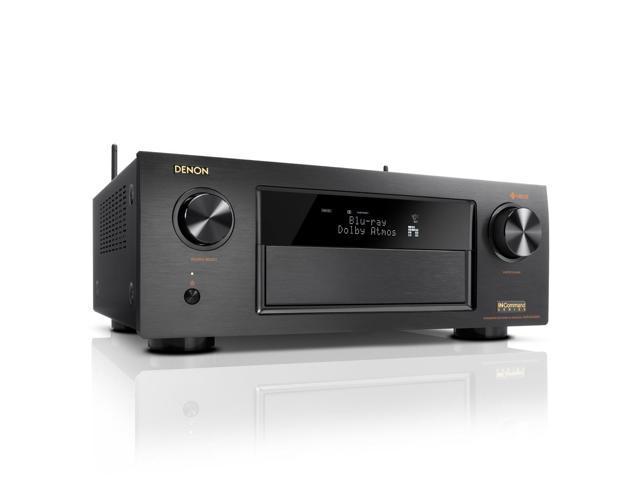 Denon AVR-X4400H 9.2 Channel Full 4K Ultra HD Network AV Receiver with HEOS
