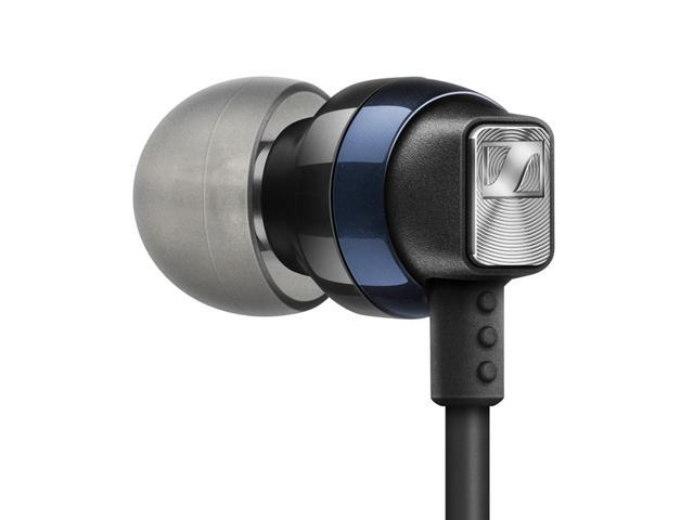 Sennheiser CX 6.00BT Wireless In-Ear Headphones with Three-Button Remote and Microphone (Black)