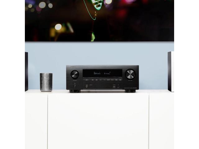 Denon AVR-X3500H 7.2-Channel 4K Ultra HD AV Receiver with HEOS