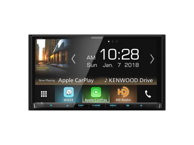 "Kenwood DDX8905S 6.95"" CD/DVD Touchscreen Receiver w/ Apple CarPlay and Android Auto"
