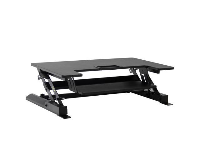 Height Adjustable Standing Desk All Rise Varidesk Pro