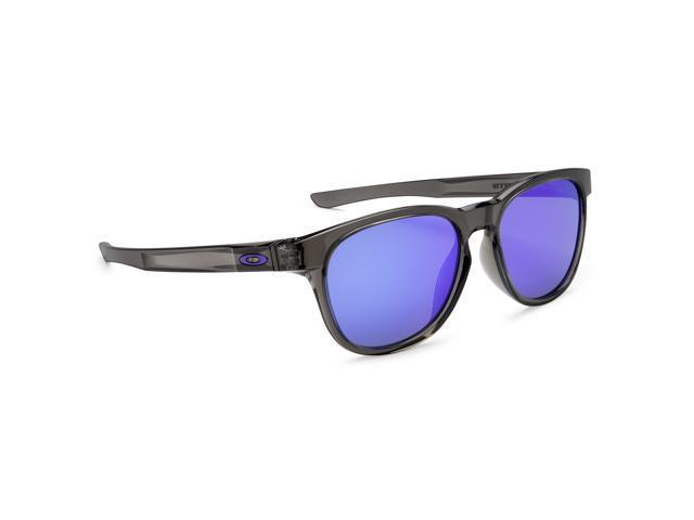 Oakley Stringer Sunglasses 55mm Grey Smoke Frame
