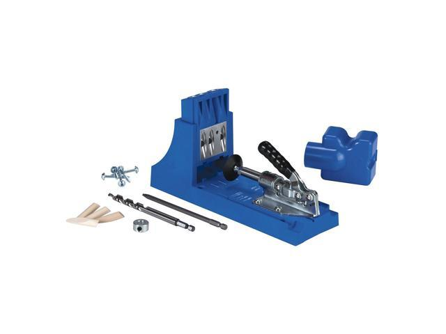 Kreg K4 Pocket Hole System w/ Screw Kit and Right Angle Clamp