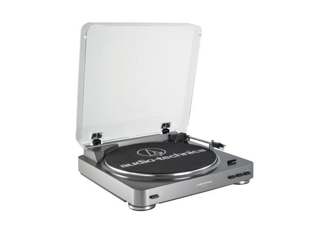 Refurbished: Audio Technica AT-LP60  Turntable System