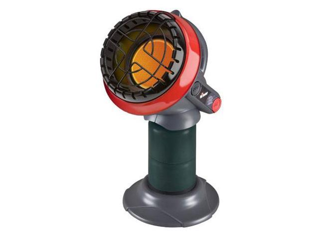 "Mr. Heater F215100 MH4B ""Little Buddy"" 3800-BTU Indoor-Safe Propane Heater w/ Propane One Pound Tank Refill Adapter"