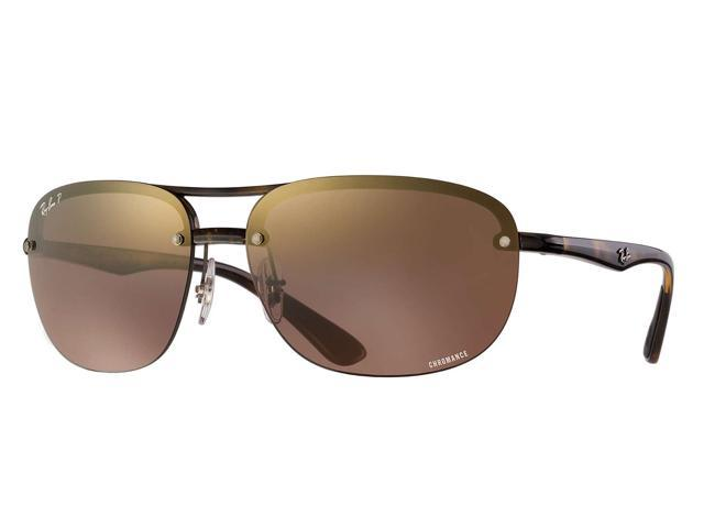 b3f09813719c Ray-Ban RB4275 Chromance Sunglasses (Tortoise Polarized Purple Mirror  Chromance) ...