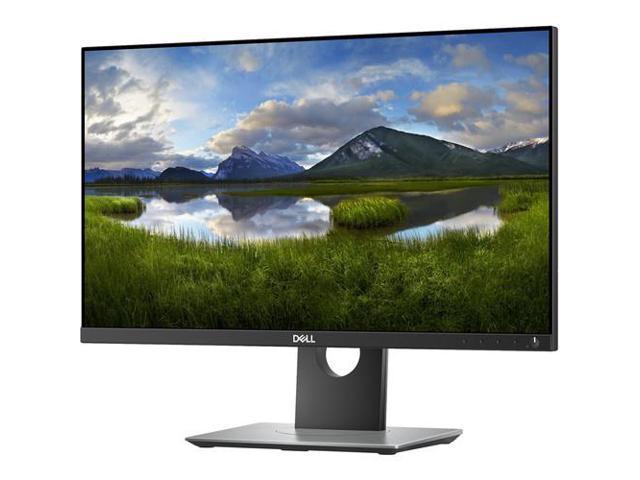 """Dell P2418D 23.8"""" IPS QHD 2K 2560 x 1440 300 cd/m2 Monitor DisplayPort HDMI USB 3.0 HUB Height Adjustment Pivot Swivel"""