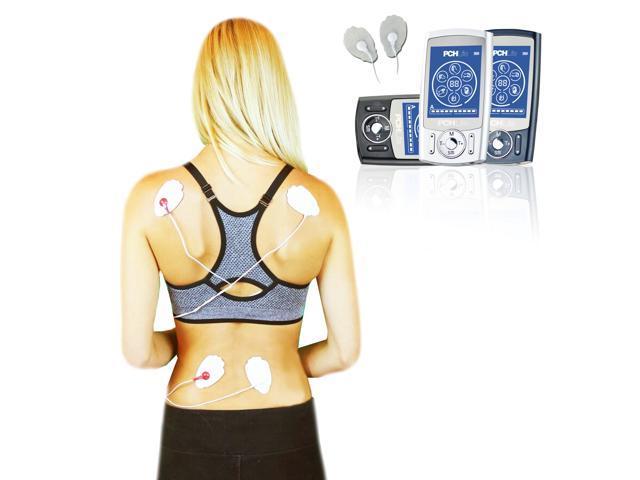 PCH Plus Digital Pulse Massager - BLACK