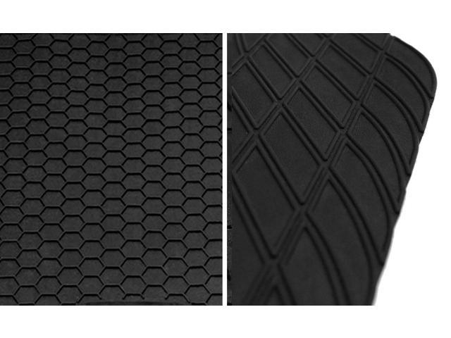 Semi Custom Trimmable Vinyl Trunk Liner / Cargo Mat Gray