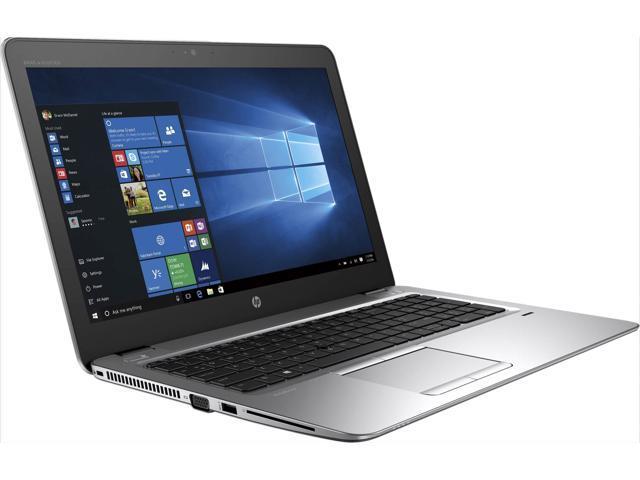 """HP EliteBook 850 G4 15.6"""" Laptop - Intel Core i5 7200U - 8 GB RAM - 256 GB SSD - Windows 10 Pro 64-Bit"""