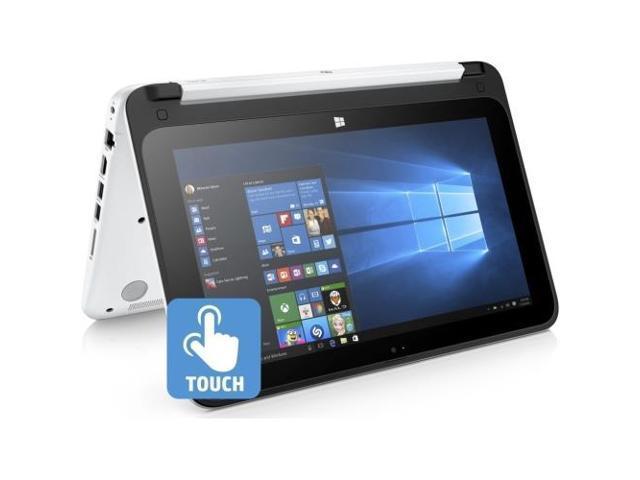HP P4C44UA 11-p122nr x360 11.6-inch Convertible Notebook ...