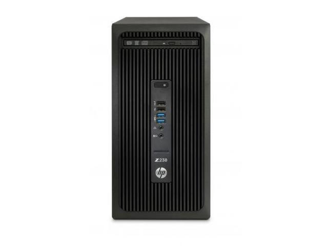 HP Z238M Workstation - Intel Core i3-6100 (6th Gen) Dual-Core 3.70 GHz - 4 GB DDR4 SDRAM - 1 TB HDD - Windows 10 Pro