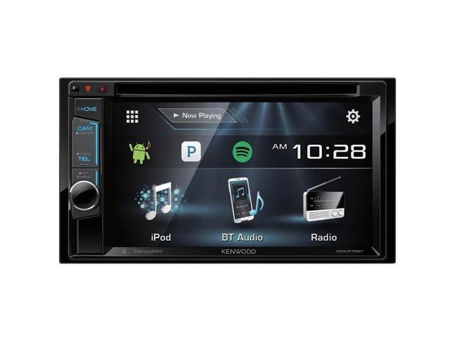 Kenwood DDX374BT DVD Receiver with Bluetooth