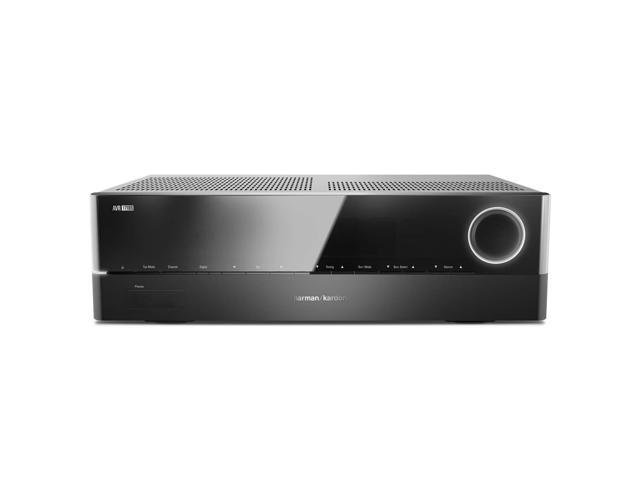 Harman Kardon AVR-1710S 7.2-Channel Network A/V Receiver with Bluetooth Connectivity