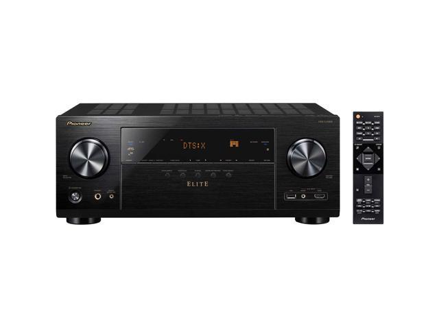Refurbished: Pioneer Elite VSXLX302 7.2-channel AV Receiver Certified