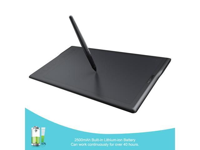 Huion INSPIROY Q11K Wireless Graphic Drawing Tablet with 8192 Pressure Sensitivity 11 x 6.87 Inch Huge Working Area and 8 Shortcut Keys