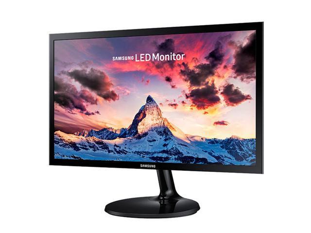 "Samsung LS22F352FHNXZA 22"" LED Monitor with Super Slim Design"