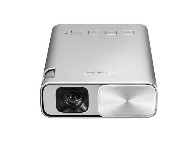 Refurbished: Asus ZenBeam E1 Pocket LED Projector, 150 Lumens, 6000mAh Battery, 5-hour Projection, Power Bank, Auto Keystone Correction, HDMI/MHL
