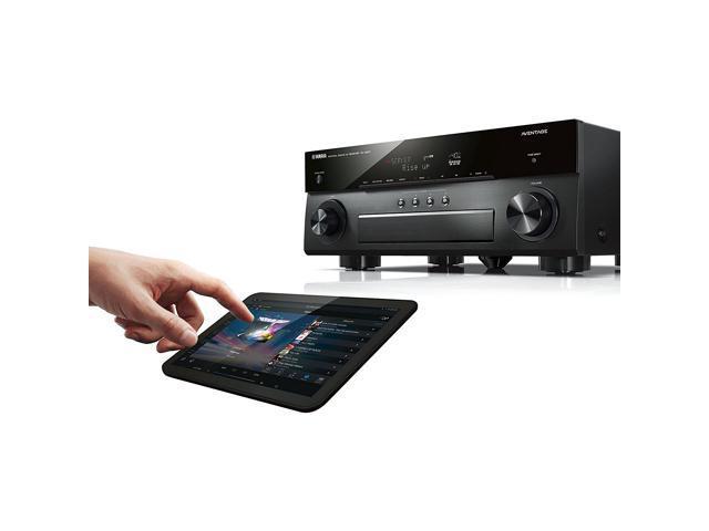Yamaha AVENTAGE RX-A870BL Audio & Video Component Receiver,Black