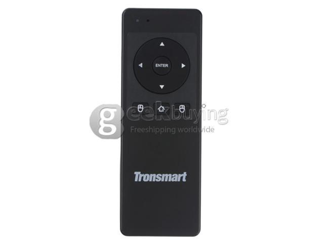 Tronsmart TSM-01 Mini Handheld 2.4G Wireless Gyroscope Fly Air Mouse Remote Control for PC Android TV Box Smart TV