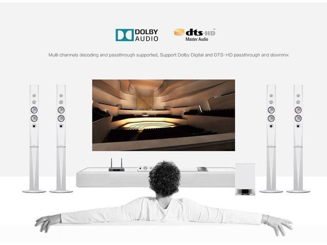 ZIDOO X9S Realtek RTD1295 Android 6 0 OpenWRT(NAS) TV BOX 2G/16G AC